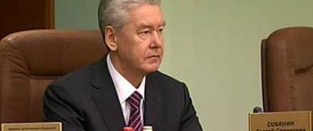 Мэр Москвы поручил Правительству столицы РФ подготовить предложения по оказанию поддержки Крыму