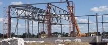 В Волгограде продолжают строить ФОК