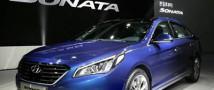 Компания Hyundai раскрыла секрет нового седана Sonata