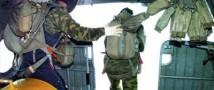 Россия провела высадку десантников и техники в Арктике