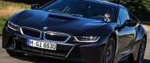 Летом 2014-го в продажу поступит «BMW i8»