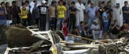 В результате теракта в иракском городе Эль-Хилла погибло 35 человек