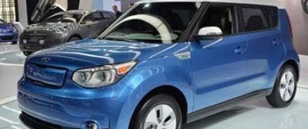 В продажу попал электромобиль «Soul EV» от компании «Kia Motors»