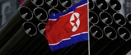 Северная Корея произвела запуск баллистических ракет