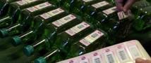 В Подмосковье был обнаружен и закрыт цех по производству поддельного алкоголя