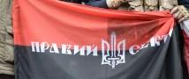 В Украине хотят запретить «Правый сектор»