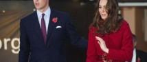 Кейт Миддлтон, супруга принца Уильяма, ждет двойню