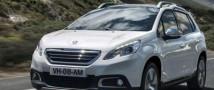 В России начали продавать «Peugeot 2008»