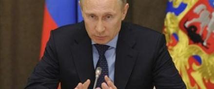 Путин признал независимость Крыма