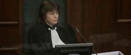 Судья «болотного дела» взята под государственную защиту