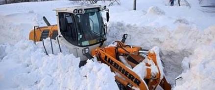 На Урале ребенок погиб во время игры в снежном тоннеле, который построили дети