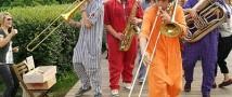 В Москве пройдет фестиваль шагающих оркестров