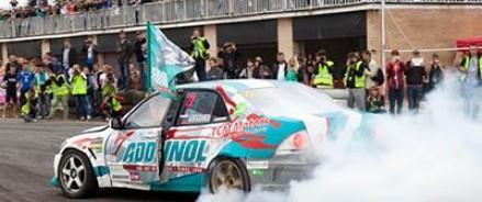 Официальное открытие сезона «Russian Drift Series 2014»  состоится 10 мая 2014 года