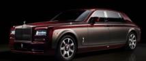 Rolls-Royce представил в Пекине новый седан Phantom Pinnacle Travel
