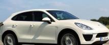 Компания Porsche представила модернизированный кроссовер Macan