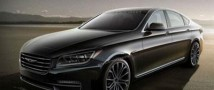 «Hyundai» представил «Genesis» для российского рынка