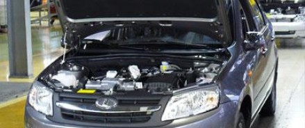 «АвтоВАЗ» приостановил производство «Lada Kalina» и «Lada Granta»