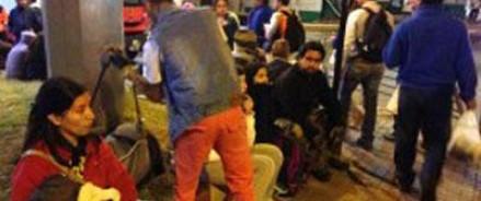 В Чили эвакуируют людей из-за землетрясения магнитудой в 8,2 балов