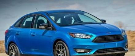 В Нью-Йорке был представлен седан «Ford Focus»