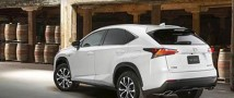 Lexus показали фотографии нового кроссовера
