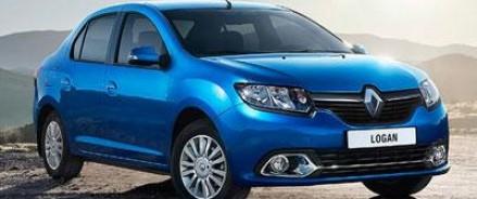 Стали известны цена на новый «Renault Logan»