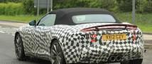 Автомобильные шпионы засняли Jaguar F-Type R Roadster
