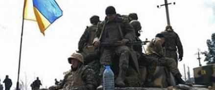 Украинские военные убрали  блокпост вблизи Славянска