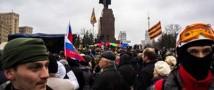 В столкновениях в Харькове пострадало около 50 человек