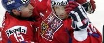 Хоккеисты сборной команды  Чехии поражены внезапной эпидемией