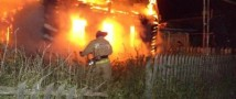 В Татарстане двое мужчин погибли в результате пожара