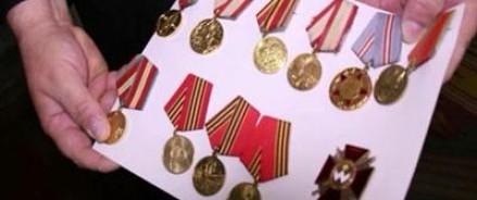 У престарелого жителя Омска похитили ордена и медали