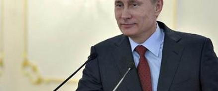 Путин приставил к награде 300 представителей прессы