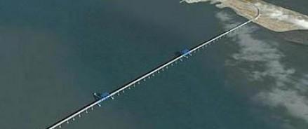 Китай окажет России помощь в строительстве моста через Керченский пролив