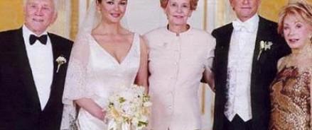 Майкл Дуглас и Кэтрин Зета-Ждонс вместе отправятся в Италию