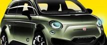 Fiat вскоре представит общественности новую модель авто 500X