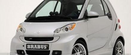 В России в скором времени стартуют продажи «Smart ForTwo Brabus»