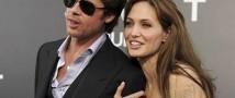 Анджелина Джоли пребывает в ожидании свадебной церемонии