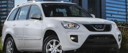 В России растет спрос на автомобили марки «Chery»