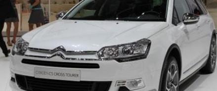 В России стартуют продажи «Citroen C5 Cross Tourer»