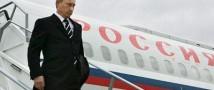 Путин приехал в Крым для празднования Дня Победы