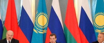 Белоруссия не будет блокировать подписание договора о ЕАЭС