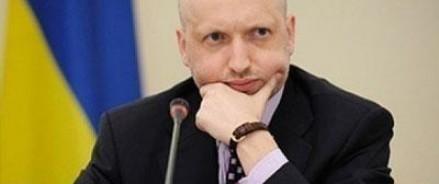 В Украине продолжается широкомасштабная силовая операция