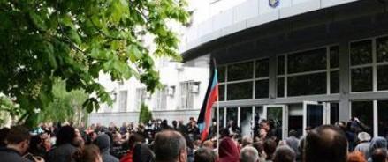 Ополченцы в Донецке снова взяли города под свой контроль