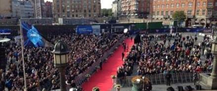 В Копенгагене прошла церемония открытия «Евровидения»