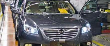 Продажи Opel Insignia в России за 2014 год достигли рекордных размеров