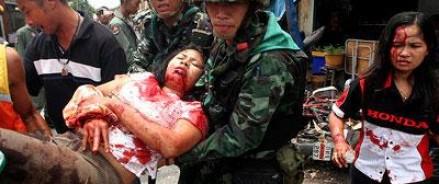 Взрыв в Китае – террористический акт