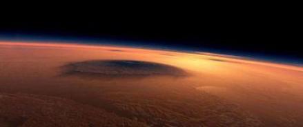 «Curiosity» сфотографировал на Марсе могилу с крестом