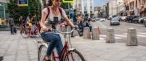 В Москве улучшать тротуары и создадут велосипедные дорожки
