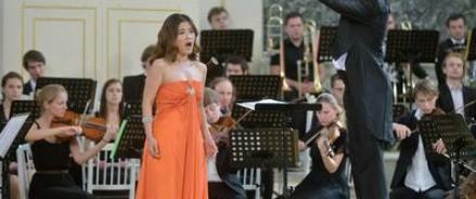 В Санкт-Петербурге открылся XIX Международный Фестиваль «Музыкальный Олимп»