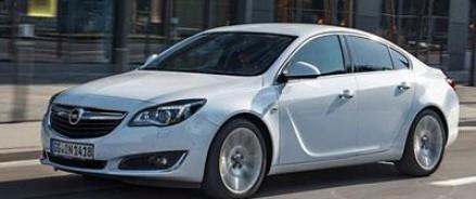 В апреле «Opel Insignia» поставил рекорд продаж в России